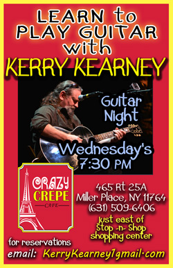 Kerry Kearney Guitar Workshops